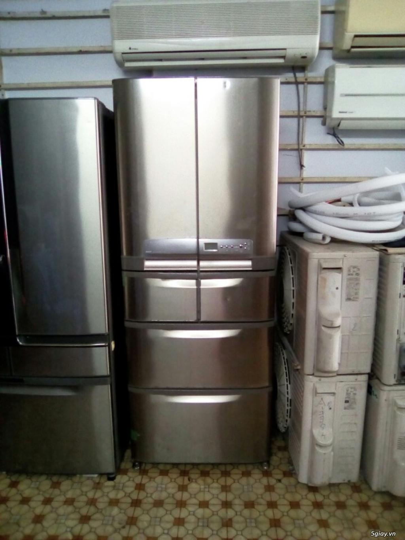 Tủ lạnh Nội địa Sanyo 6 cánh - BH 1 năm - 1