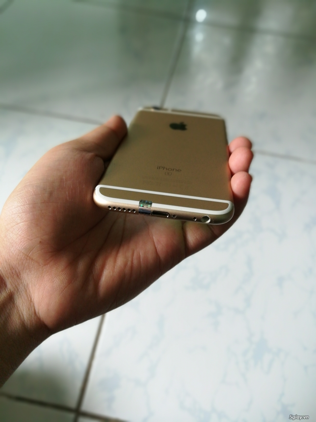 IPHONE 6S LOCK GOLD 64GB LIKENEW - 1