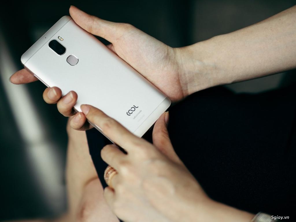 Ai đẹp hơn: người mẫu hay smartphone Coolpad Cool Dual? - 192034