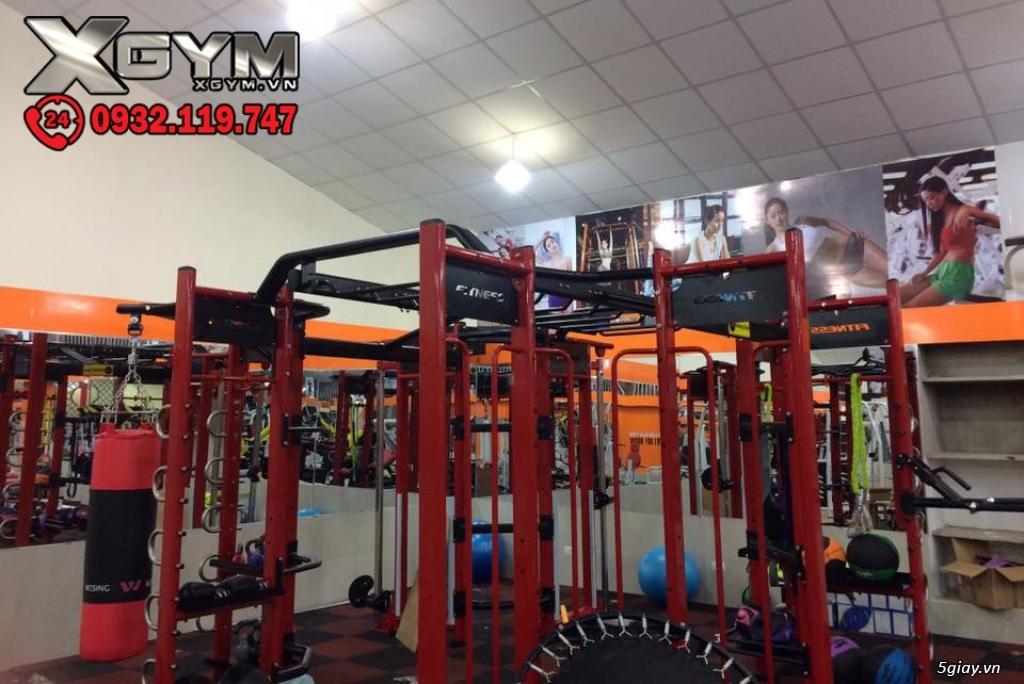 Setup & Phân Phối thiết bị Gym A - Z