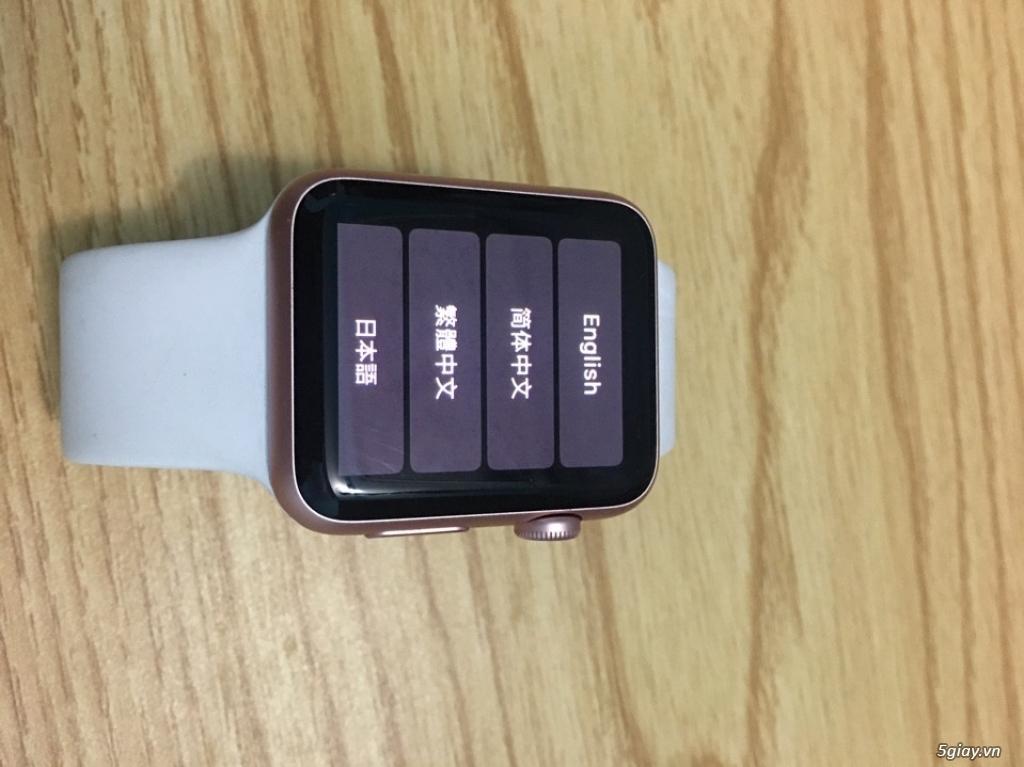 Apple Watch 1 Color Rose xách tay từ Mỹ giá rẻ - 1