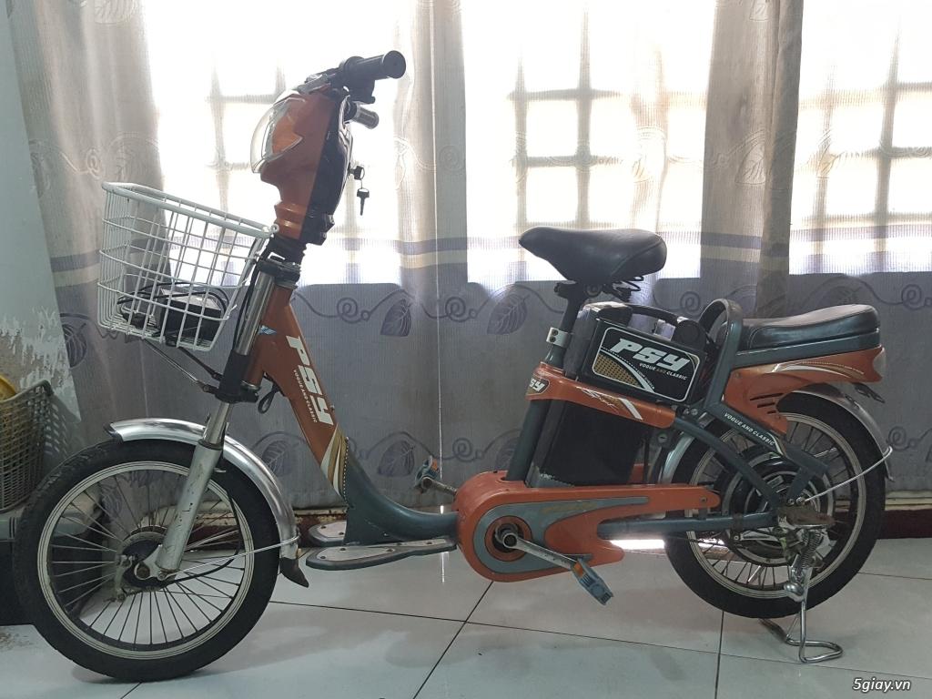 Bán xe đạp điện cũ các loại giá rẻ nhất TPHCM - 10