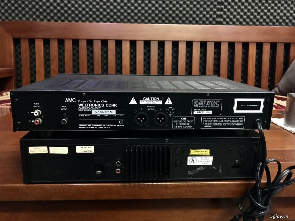 Khanh Audio  Hàng Xách Tay Từ Mỹ  - 94
