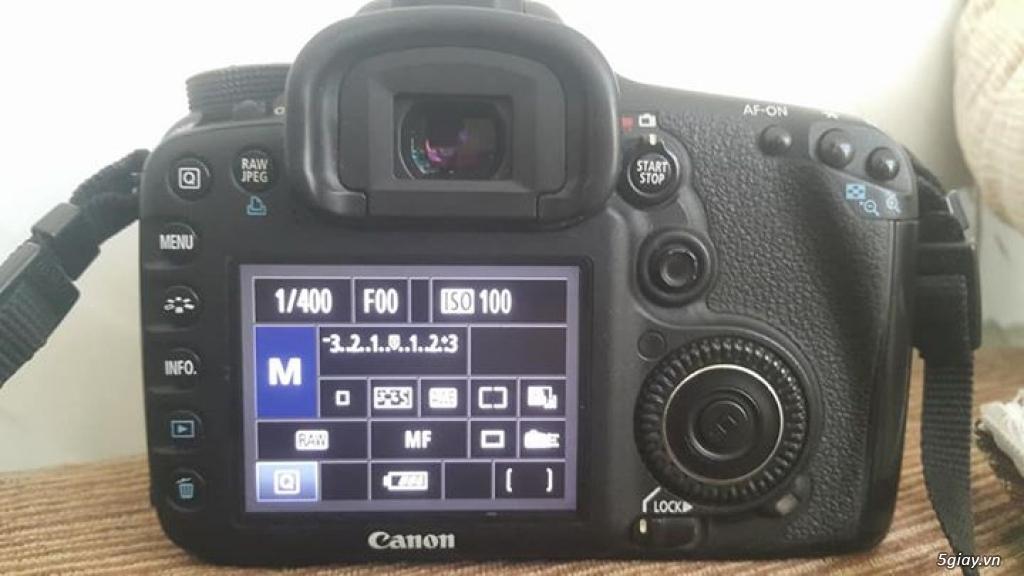 Canon 7D - 2
