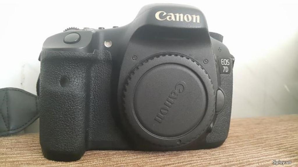 Canon 7D - 1