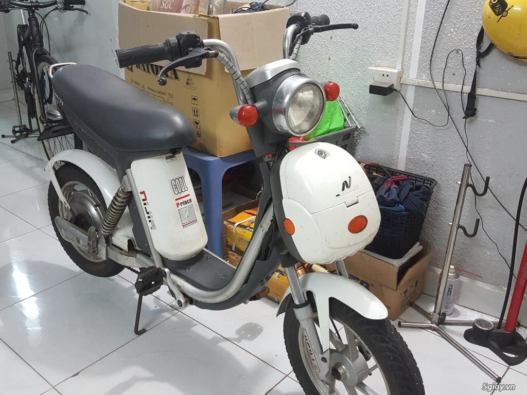 Bán xe đạp điện cũ các loại giá rẻ nhất TPHCM - 5