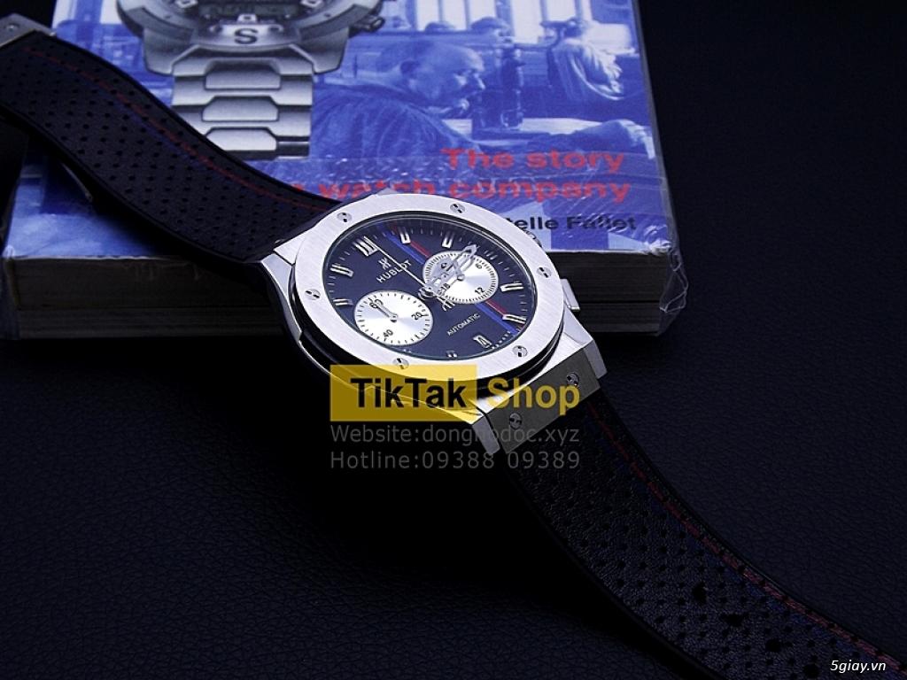 ĐỒNG HỒ HUBLOT - Hàng Chuẩn Siêu Nét - Bao Giá Toàn Quốc - Giá Chỉ Từ 1299k - [TIK TAK SHOP] - 5