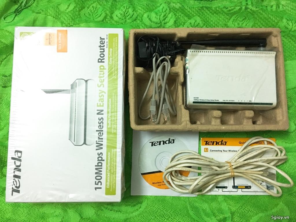 Router wifi TENDA W316R