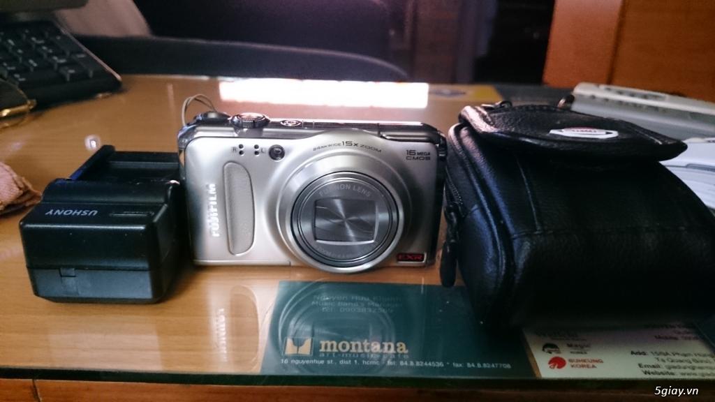 Bán máy ảnh du lịch Fujifilm Finepix 605 EXR.