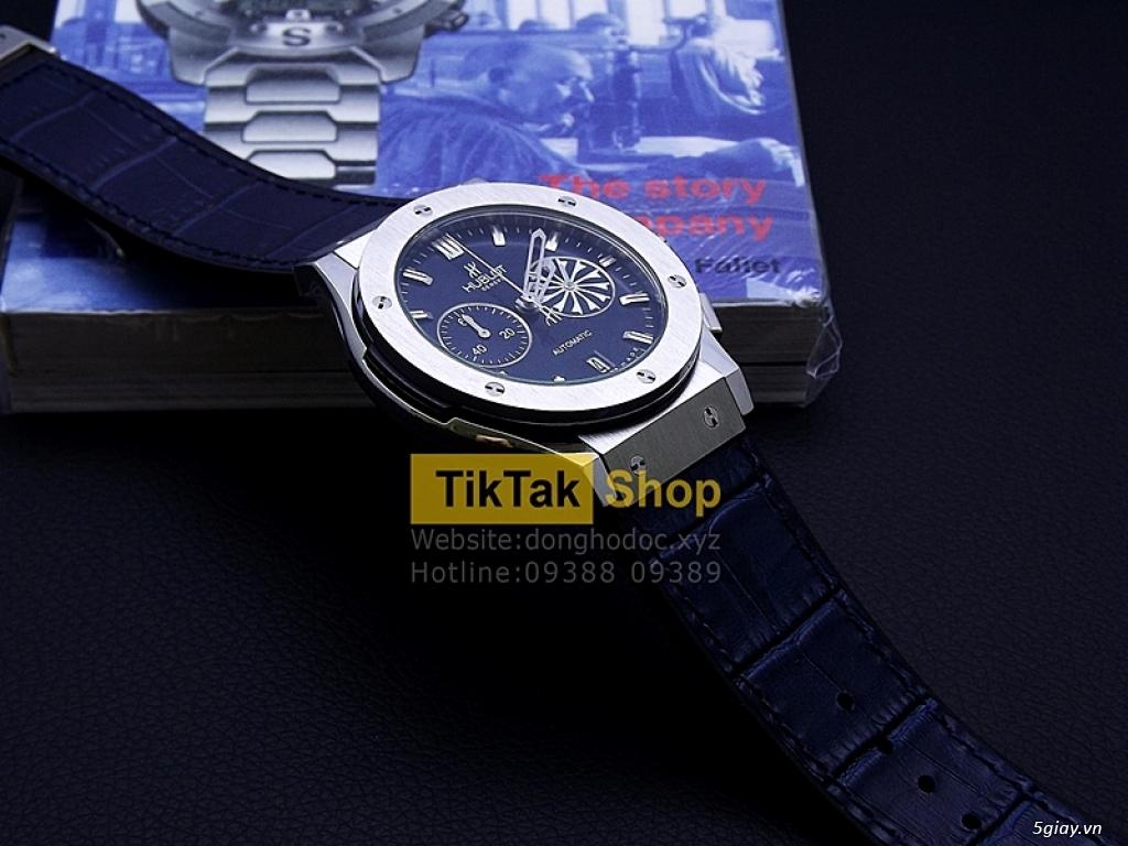 ĐỒNG HỒ HUBLOT - Hàng Chuẩn Siêu Nét - Bao Giá Toàn Quốc - Giá Chỉ Từ 1299k - [TIK TAK SHOP] - 21