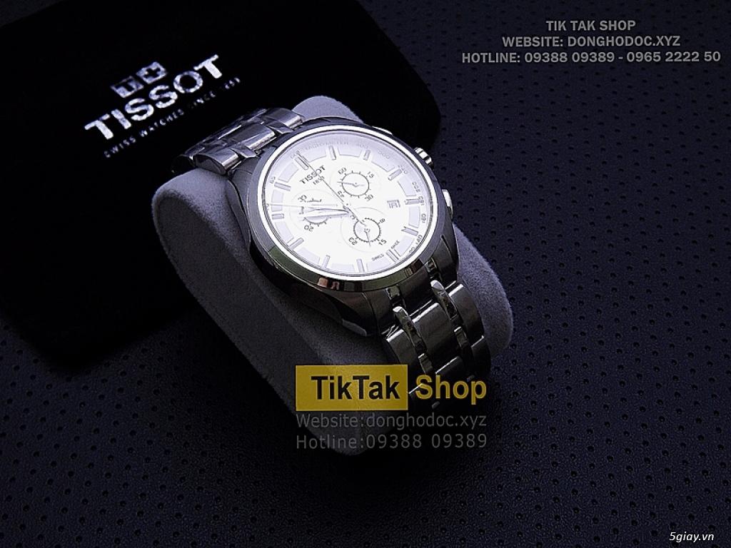 ĐỒNG HỒ TISSOT - Hàng Chuẩn Replica 1:1 -Bao Giá Toàn Quốc - Giá Chỉ Từ 949k - [TIK TAK SHOP] - 3