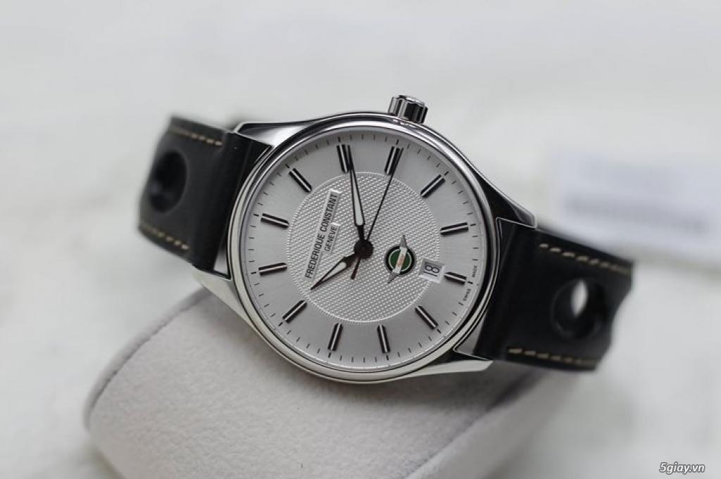 Vài mẫu đồng hồ chính hãng Frederique Constant, Raymond Weil, Tissot.. - 11