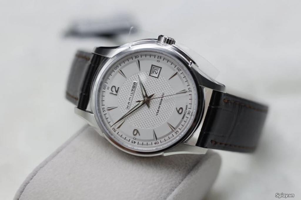 Vài mẫu đồng hồ chính hãng Frederique Constant, Raymond Weil, Tissot.. - 12