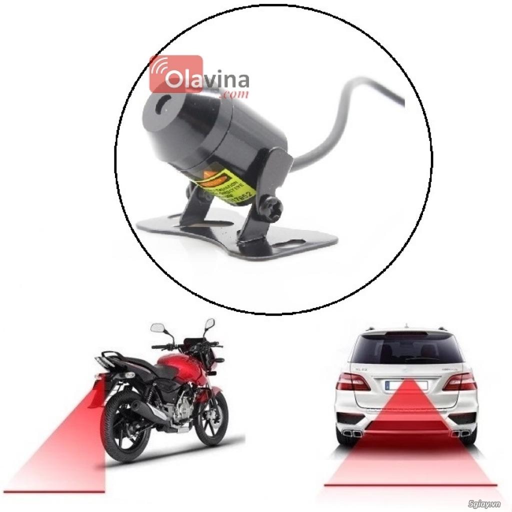 Đèn sương mù, đèn phanh laser ô tô, xe máy - 7