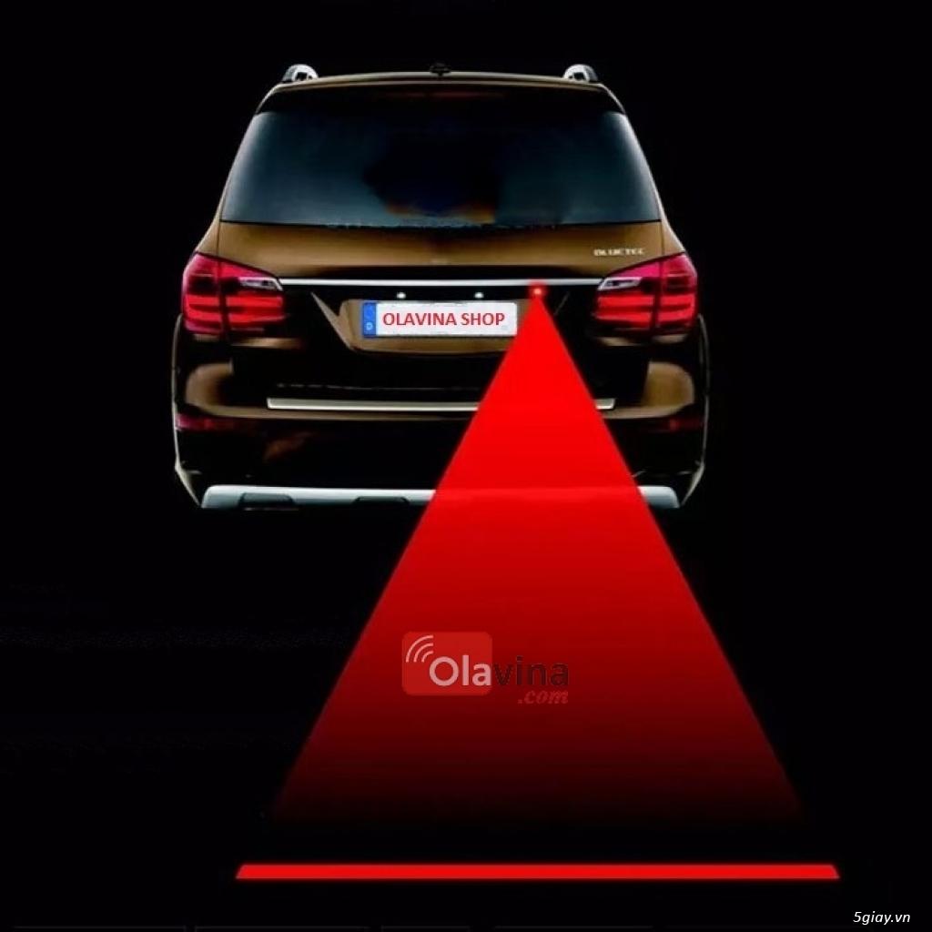 Đèn sương mù, đèn phanh laser ô tô, xe máy - 5