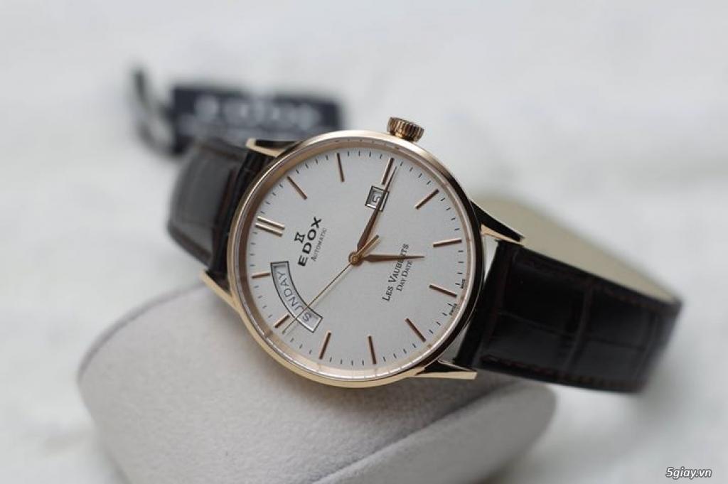 Vài mẫu đồng hồ chính hãng Frederique Constant, Raymond Weil, Tissot.. - 14