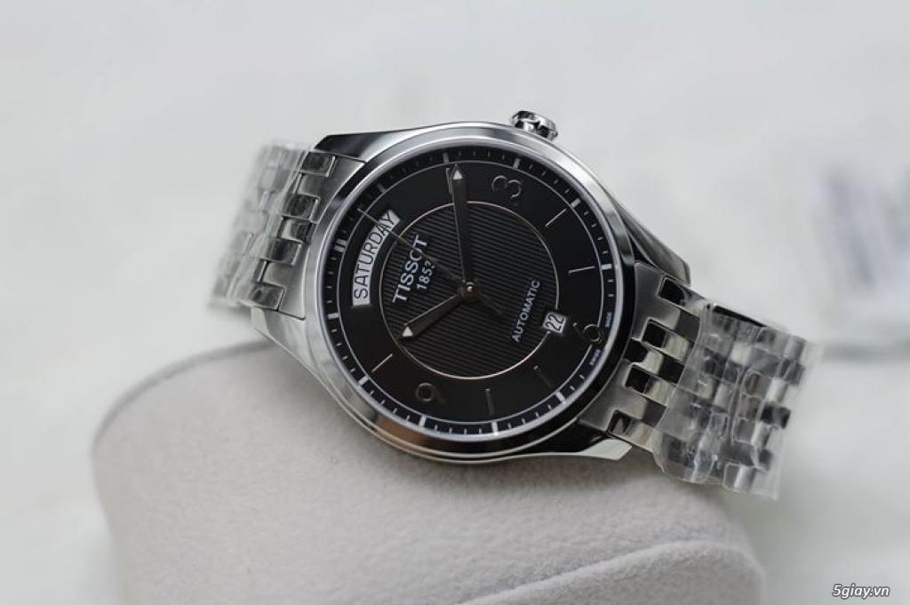 Vài mẫu đồng hồ chính hãng Frederique Constant, Raymond Weil, Tissot.. - 13