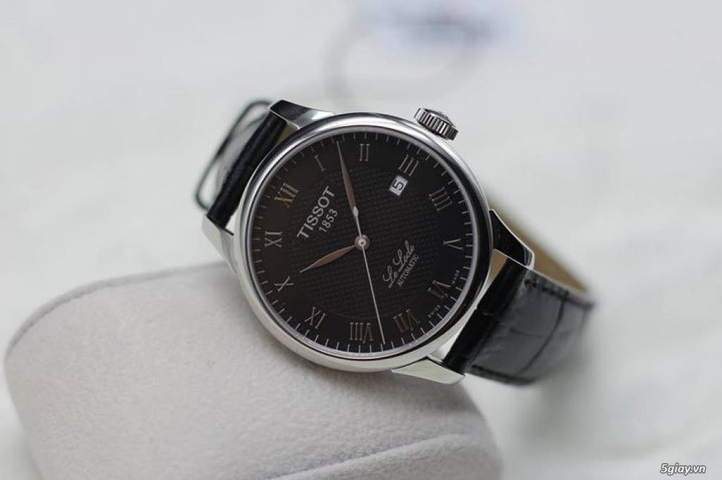 Vài mẫu đồng hồ chính hãng Frederique Constant, Raymond Weil, Tissot.. - 9