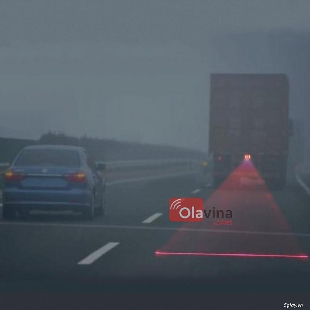 Đèn sương mù, đèn phanh laser ô tô, xe máy - 8