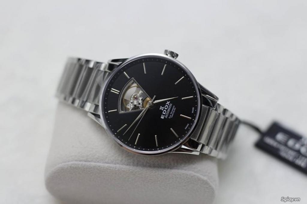 Vài mẫu đồng hồ chính hãng Frederique Constant, Raymond Weil, Tissot.. - 2
