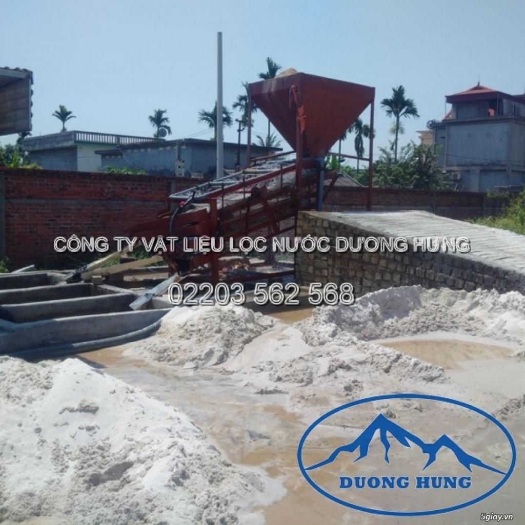 Chuyên sản xuất và cung cấp Cát trắng, cát thạch anh, silica sand - 1