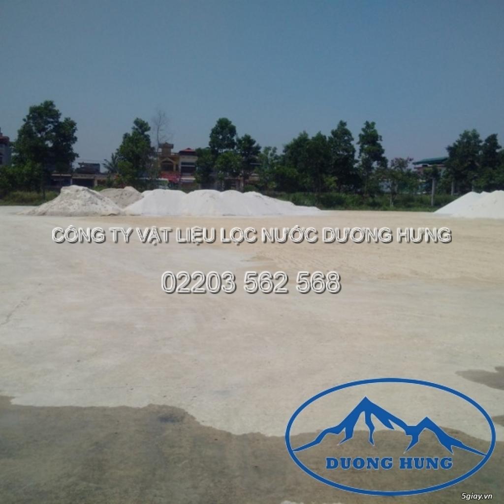 Chuyên sản xuất và cung cấp Cát trắng, cát thạch anh, silica sand