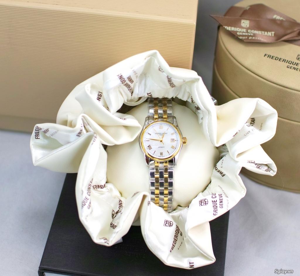 Đồng hồ nữ xách tay chính hãng Seiko,Bulova,Hamilton,MontBlanc,MK,.. - 1