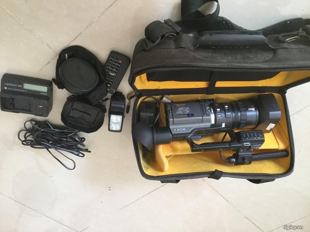 c u1ea7n b u00e1n sony pd170 sony hdr hc9 p u1ea5nonic ag dv2500 5giay Canon XL2 Mini DV 3CCD Camcorder Panasonic 3CCD Camcorder