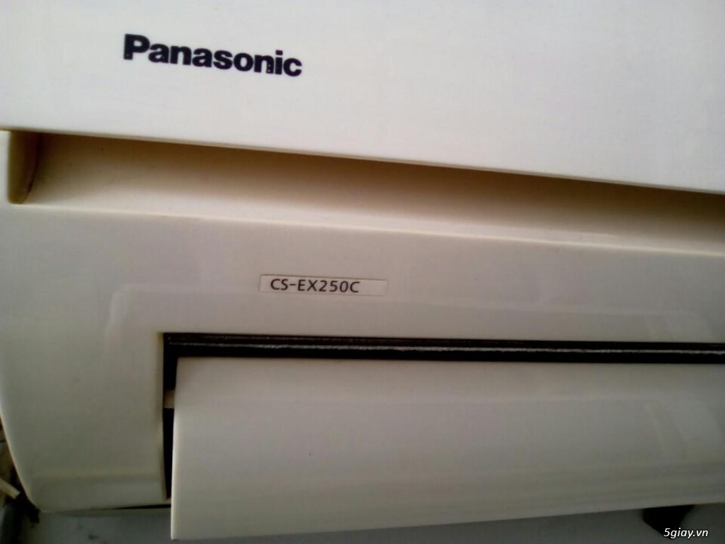 ML Panasonic CS-EX250C 1.25HP - Clear-Nano-Econavi - 1