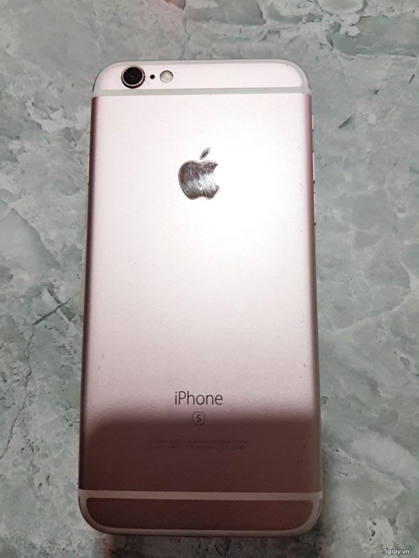 Bán iphone 6s gold rose bản 16gb - 1