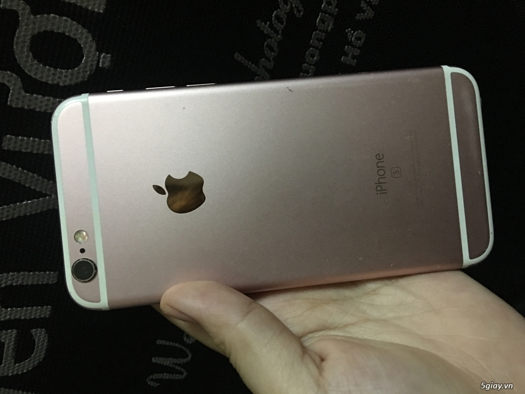 Iphone 6s RoseGold 16gb & 6Plus 64gb GreySpace Zin 100% - 1