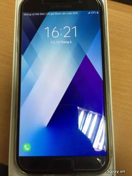 Bán Samsung A7 2017 Jet Black 32GB - 3