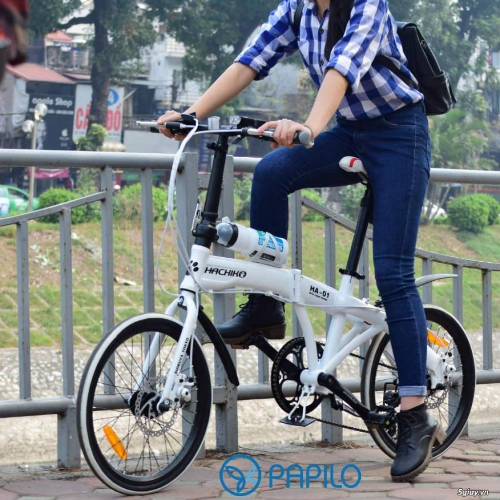 Xe đạp gấp/ xếp/ gọn/ nhẹ