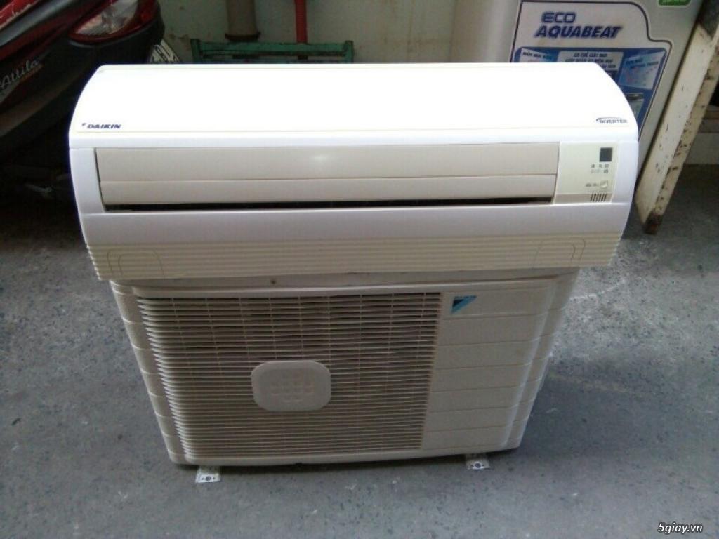 Máy lạnh Daikin Inverter 1HP Mới 98% - 2