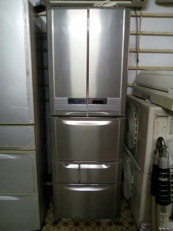 Tủ lạnh nội địa Nhật Toshiba 6 cánh - BH 1 năm
