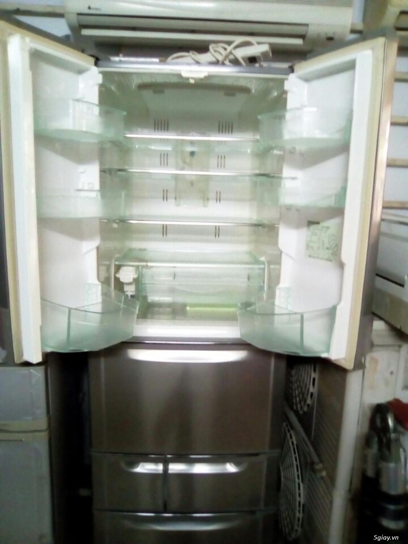 Tủ lạnh nội địa Nhật Toshiba 6 cánh - BH 1 năm - 2