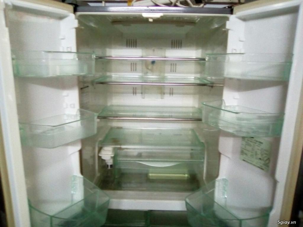 Tủ lạnh nội địa Nhật Toshiba 6 cánh - BH 1 năm - 1