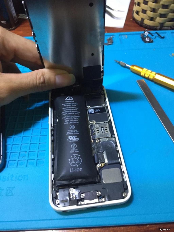 Thay pin iPhone 19K, vỏ iPhone 49K, mặt kính ipad 99K. Lấy liền.. - 14
