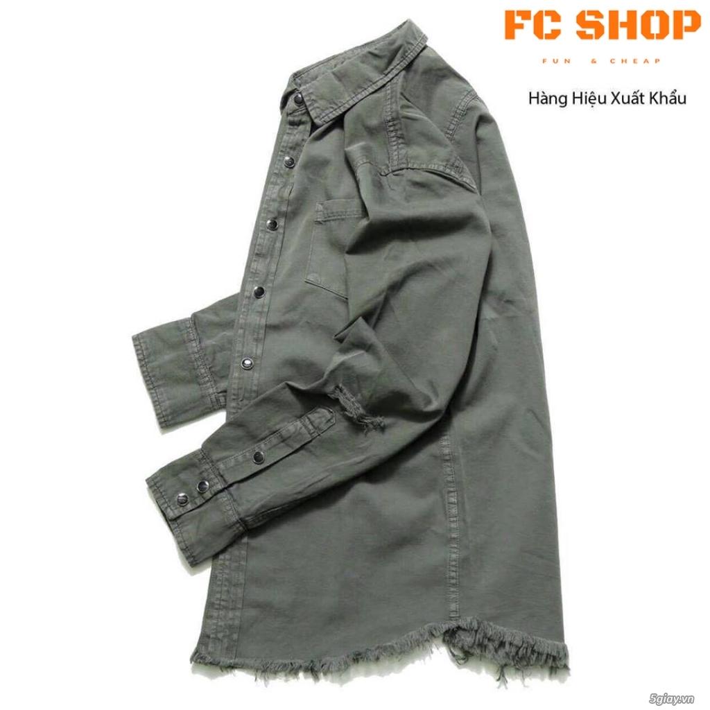 [TRÙM HÀNG XUẤT KHẨU] - FCshop - Chuyên hàng xuất khẩu chính hãng - 16