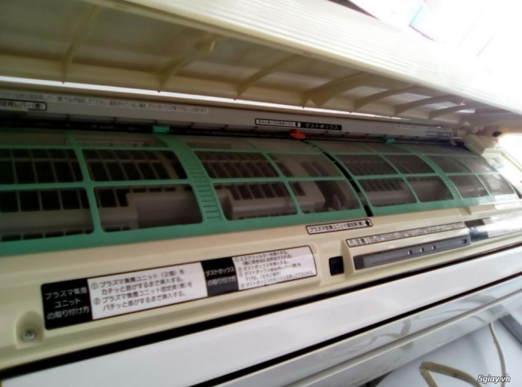 ML Toshiba 2.5 ngựa - Nâng - Auto clear - Ion - 2