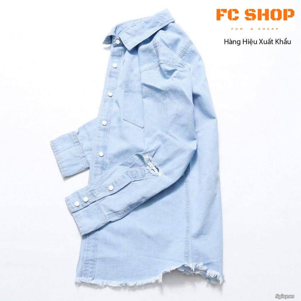 [TRÙM HÀNG XUẤT KHẨU] - FCshop - Chuyên hàng xuất khẩu chính hãng - 17