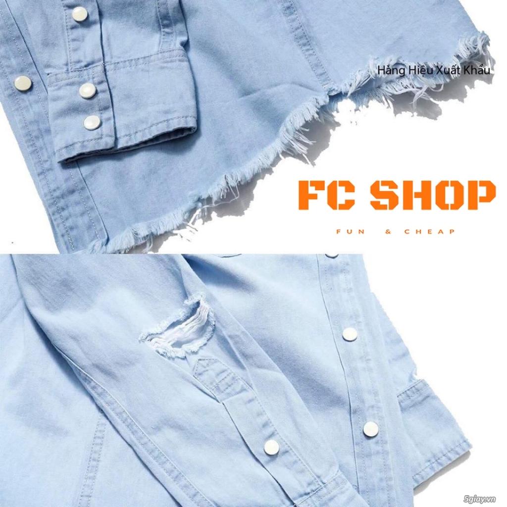 [TRÙM HÀNG XUẤT KHẨU] - FCshop - Chuyên hàng xuất khẩu chính hãng - 18