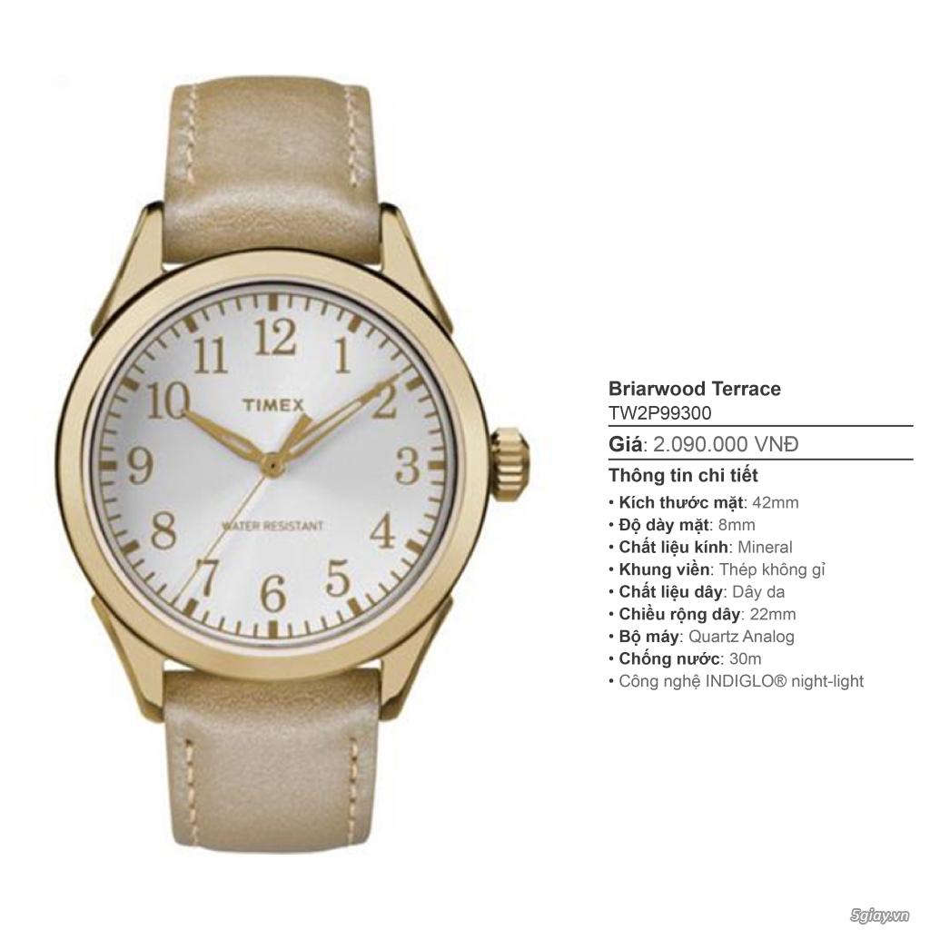 Chuyên Đồng hồ Timex dành cho các bạn Nam - 11