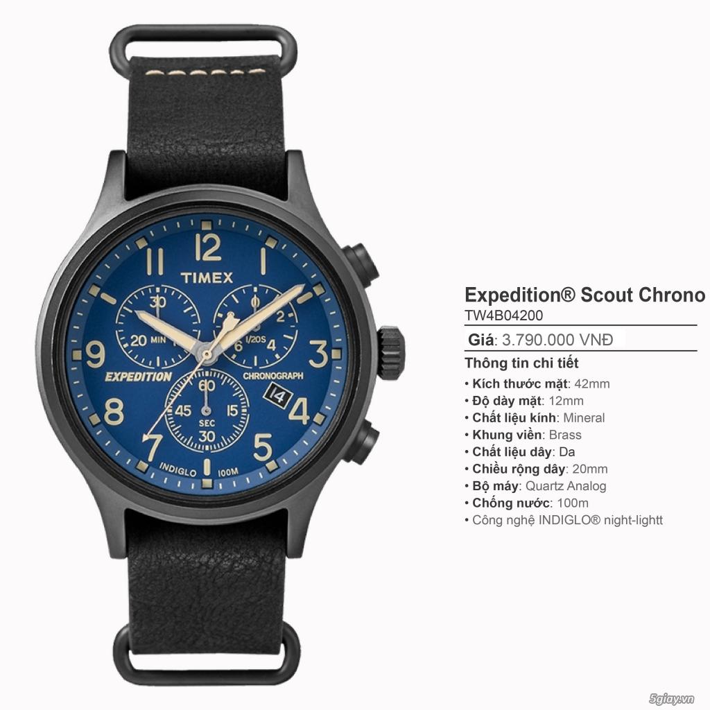 Chuyên Đồng hồ Timex dành cho các bạn Nam - 45