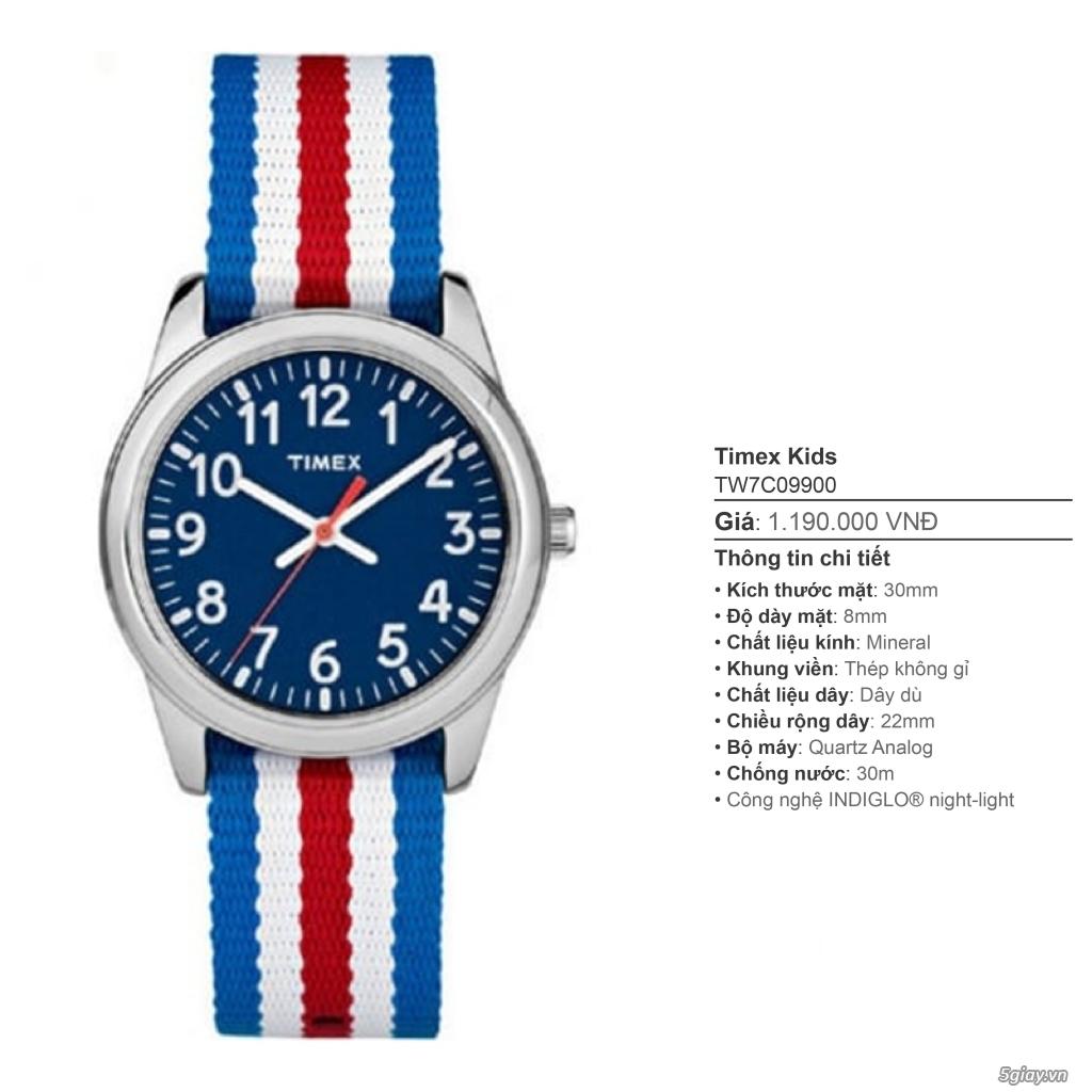Chuyên Đồng hồ Timex dành cho các bạn Nam - 12