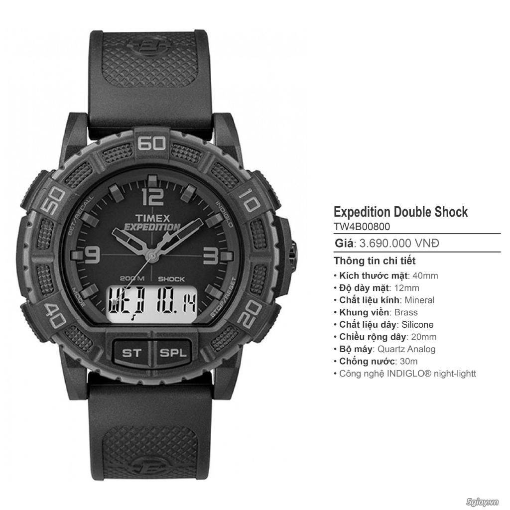Chuyên Đồng hồ Timex dành cho các bạn Nam - 42