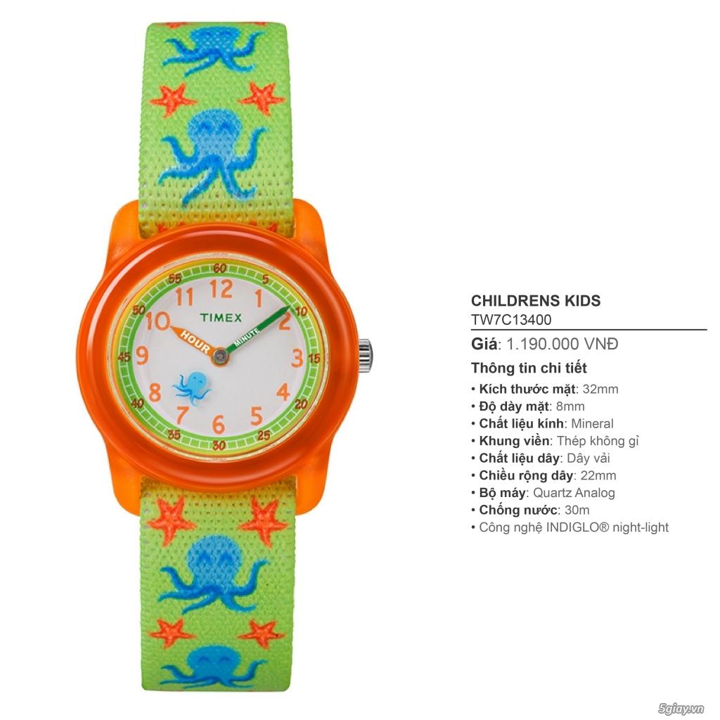 Chuyên Đồng hồ Timex dành cho các bạn Nam - 17
