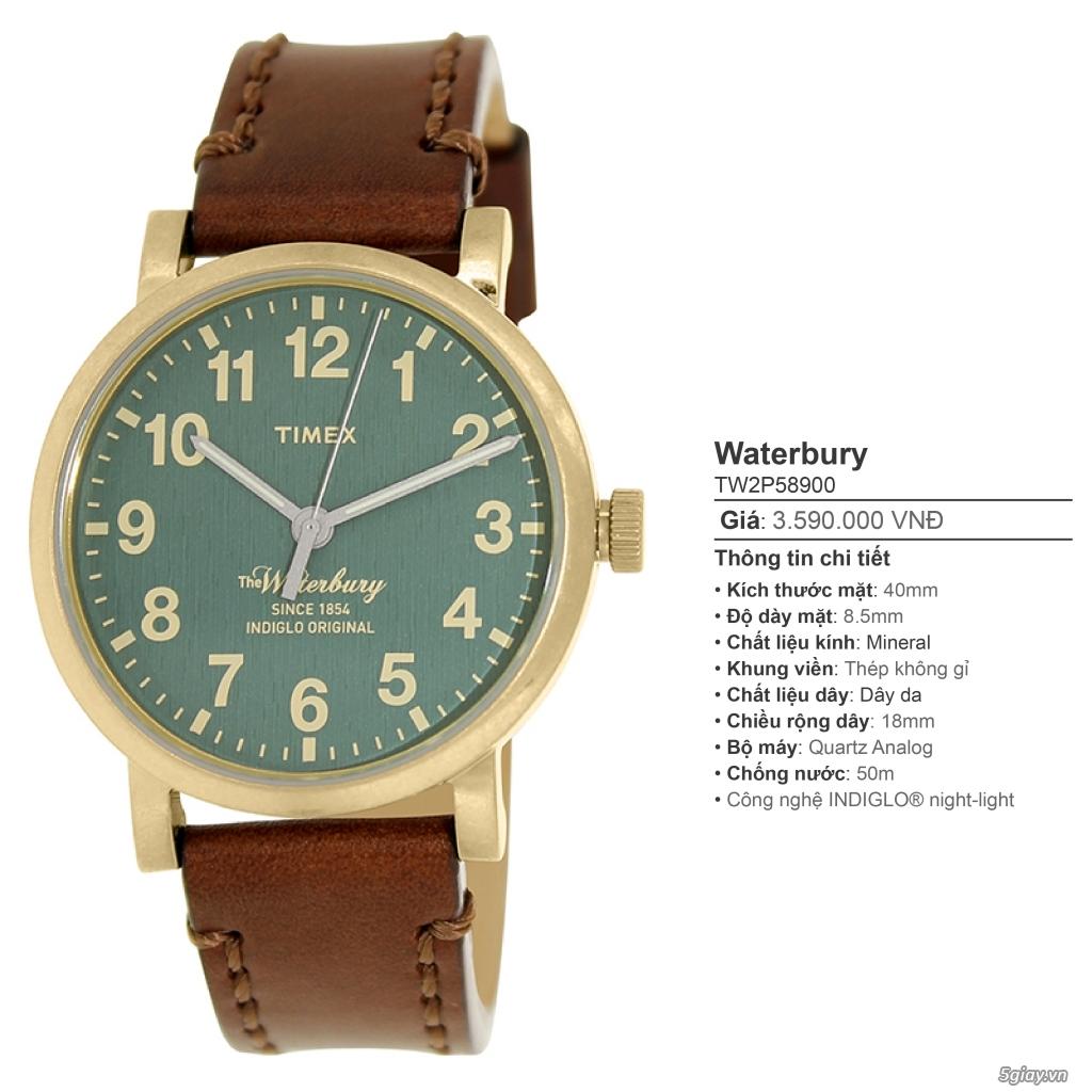 Chuyên Đồng hồ Timex dành cho các bạn Nam - 30