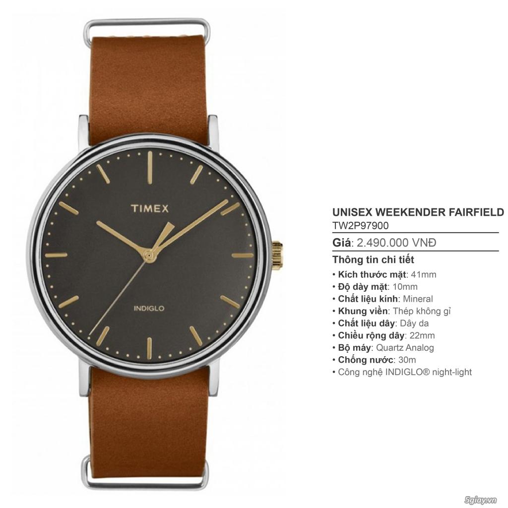 Chuyên Đồng hồ Timex dành cho các bạn Nam - 8