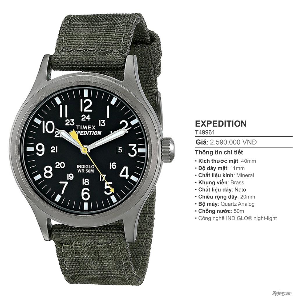 Chuyên Đồng hồ Timex dành cho các bạn Nam - 27